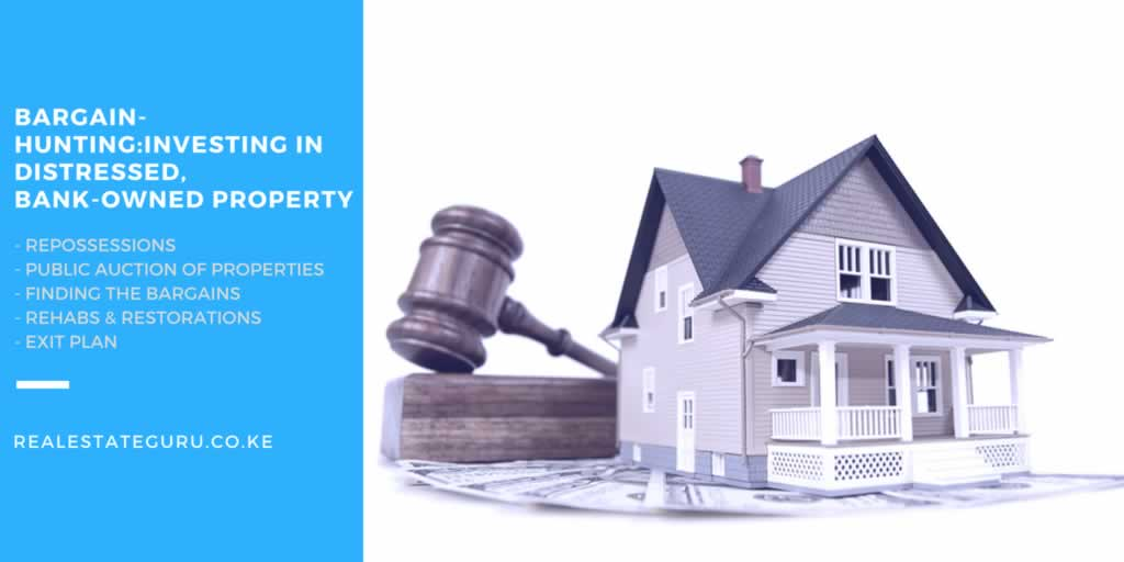 Distressed, Bank-Owned Property